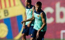Neymar's first day in Barcelona pre-season 2013-2014