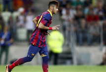 Lechia Gdansk 2-2 Barcelona: Neymar's debut for Barça ended with a draw