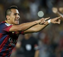 Barcelona 3-2 Sevilla: Alexis Sanchez delivers a last minute winner