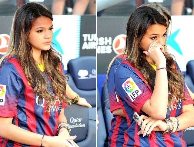 Neymar girlfriend for pinterest