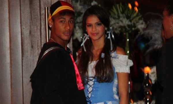 Neymar caught on surprise dating Bruna Marquezine
