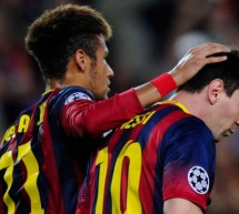 Barcelona 3-1 AC Milan: Lionel Messi ends his drought