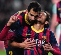 Barcelona 6-1 Celtic: Neymar's first hat-trick in Europe!