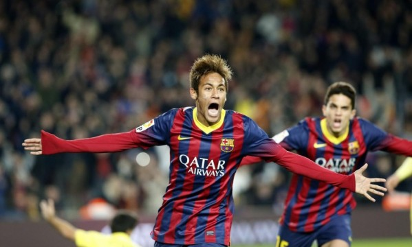 Barcelona 2-1 Villarreal: Neymar keeps filling in for Messi