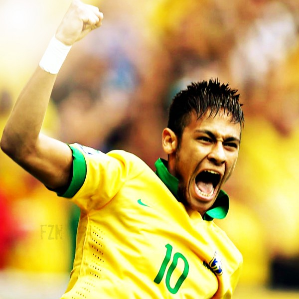 Neymar Jr Brazilian superstar