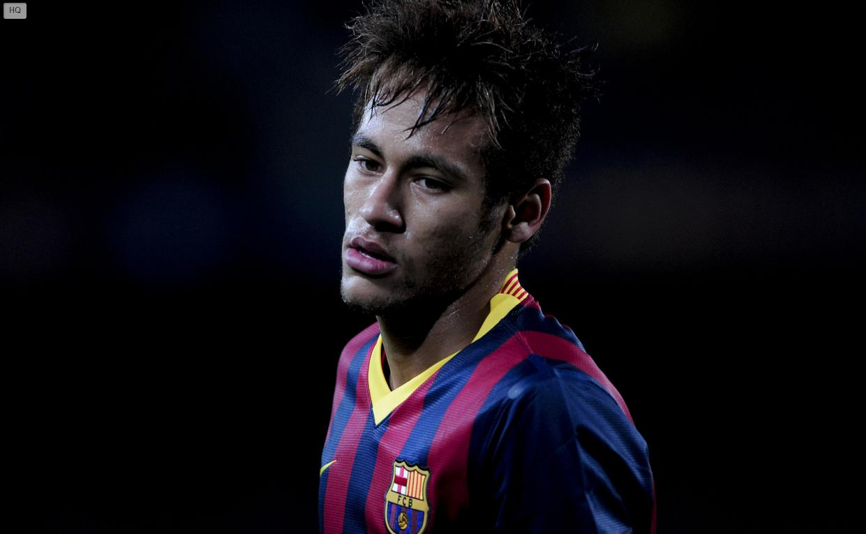 Neymar the man in Messi's shadow