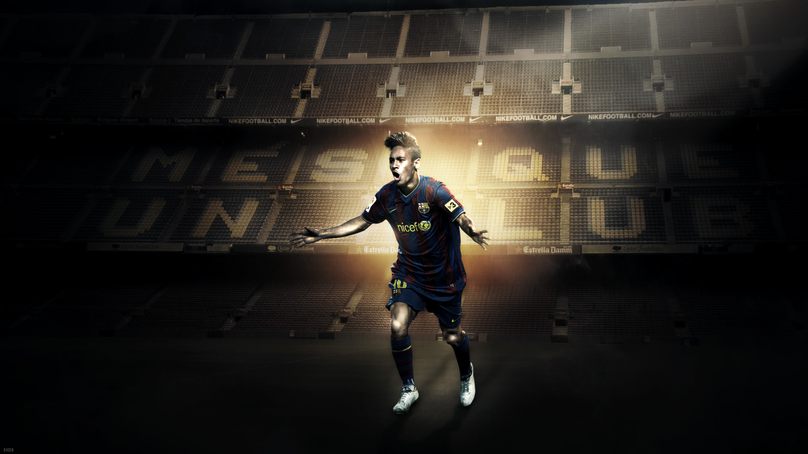 Neymar wallpaper - FC Barcelona #10