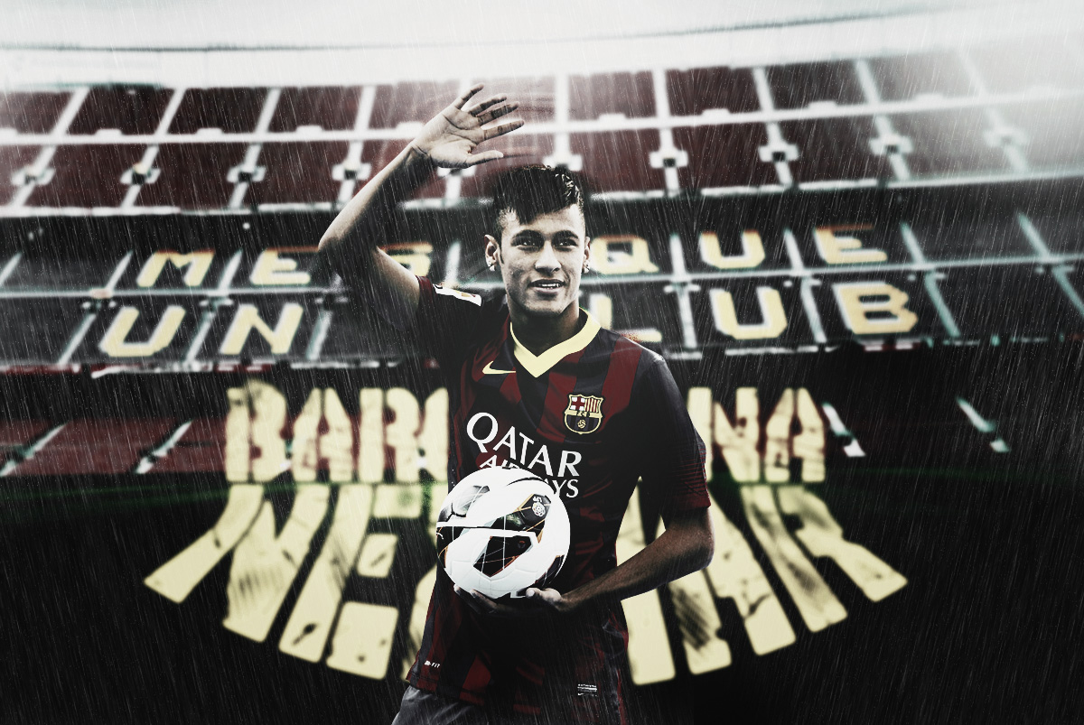 Neymar wallpaper - FC Barcelona #11