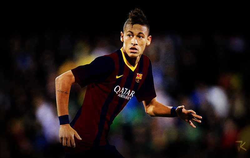 Neymar wallpaper - FC Barcelona #14