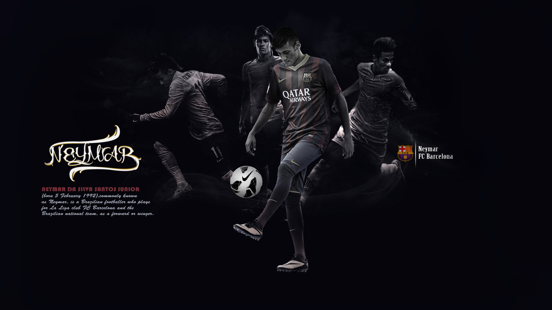Neymar wallpaper - FC Barcelona #16