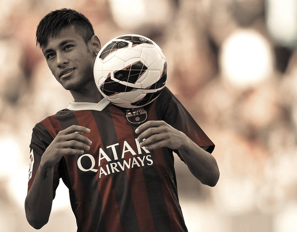 Neymar wallpaper - FC Barcelona #17