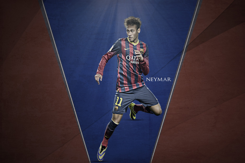 Neymar wallpaper - FC Barcelona #3