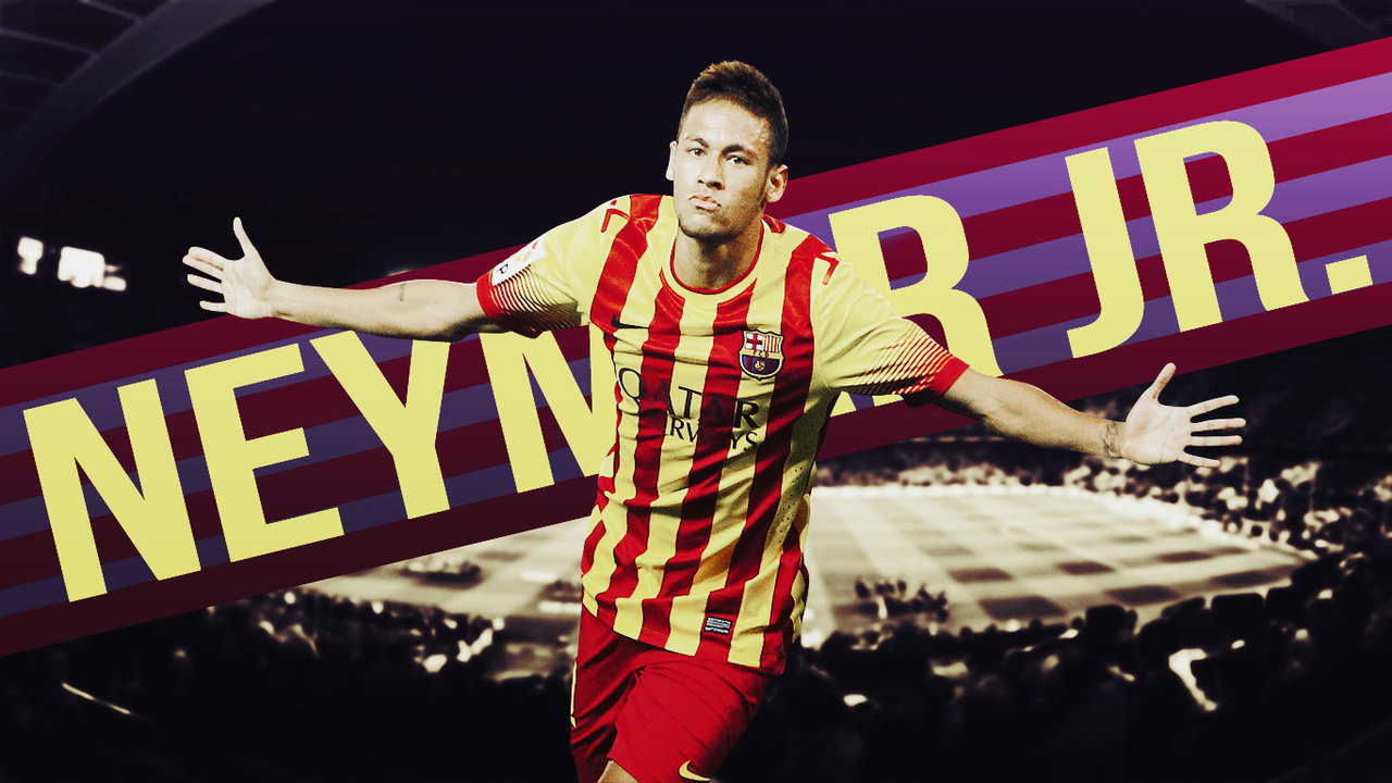 Neymar wallpaper - FC Barcelona #4