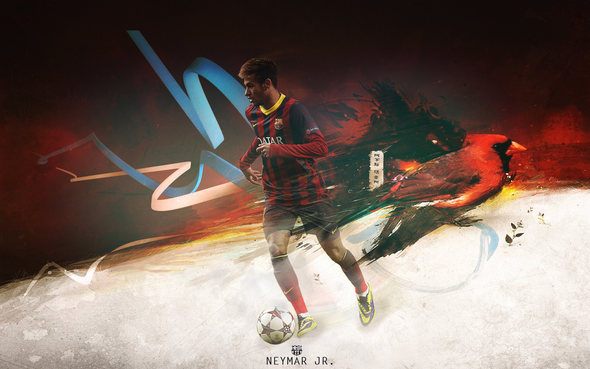 Neymar wallpaper - FC Barcelona #5