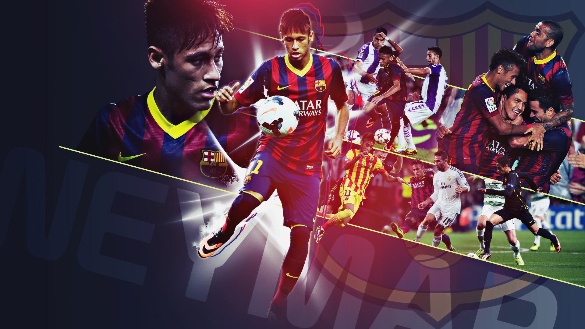 Neymar Wallpapers In 2018