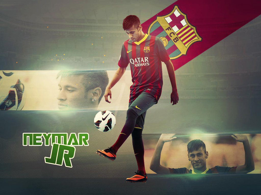 Neymar wallpaper - FC Barcelona #8