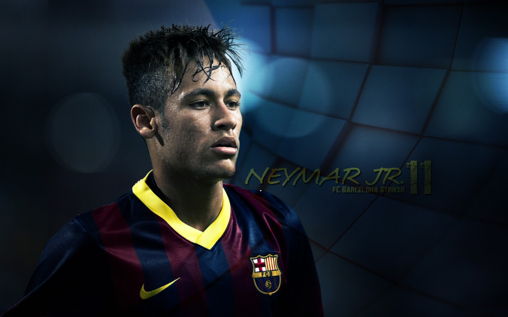 Neymar wallpaper - FC Barcelona