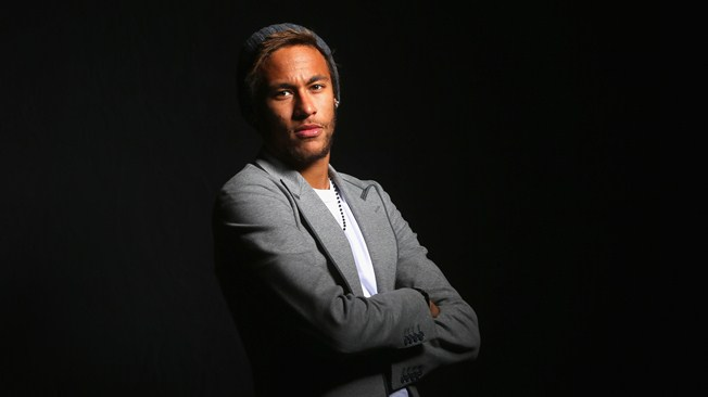 Neymar photoshoot for the FIFA Ballon d'Or 2013Neymar photoshoot for the FIFA Ballon d'Or 2013