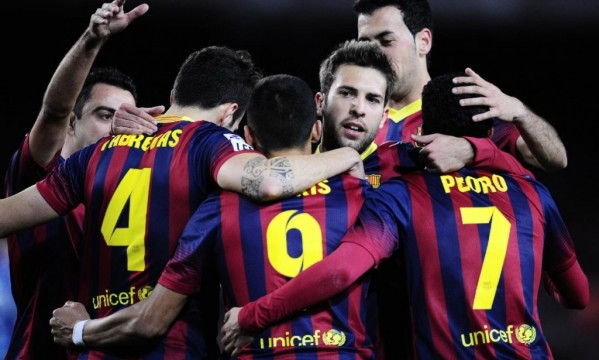 Barcelona 2-0 Real Sociedad: Half of the job done