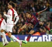Barcelona 6-0 Rayo Vallecano: Neymar returns and scores a beauty!