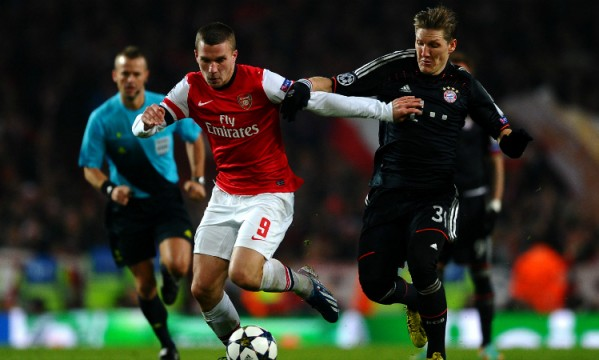 Bayern Munich vs Arsenal: Germany and England collide again