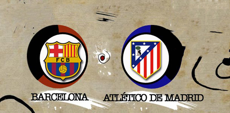 Barcelona vs Atletico Madrid Champions League quarter-finals