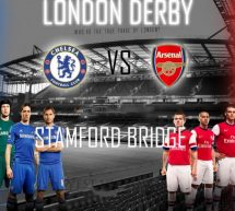Chelsea vs Arsenal: Live drama from the Bridge!
