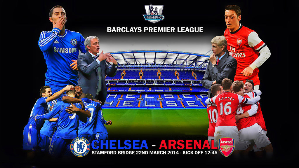 Chelsea vs Arsenal wallpaper