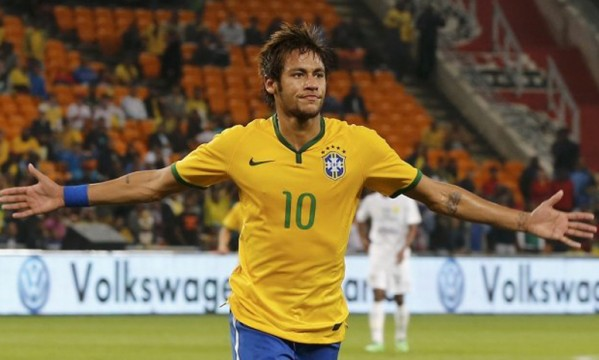 South Africa 0-5 Brazil: Neymar's hat-trick sets the rhythm for the WC