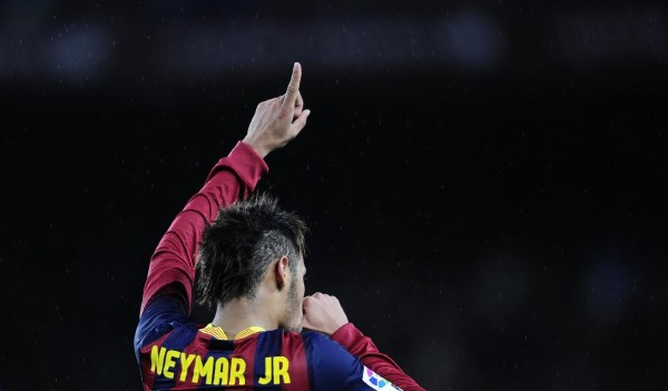 Neymar Jr in Barcelona
