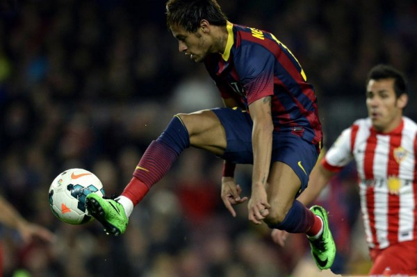 Neymar technique, controlling a ball in the air
