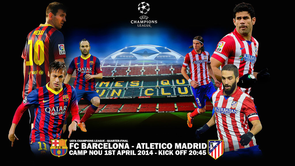 barca vs atletico