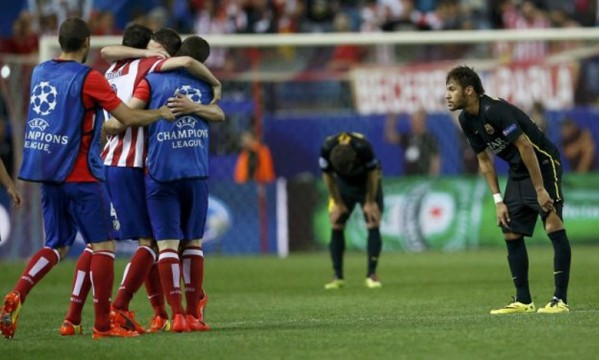 Atletico Madrid 1-0 Barcelona: The Colchoneros' fighting spirit prevails