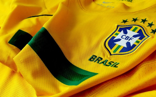 Brazil National Team jersey for the World Cup 2014