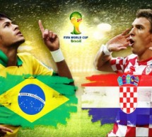 Brazil vs Croatia: It's your time to shine!
