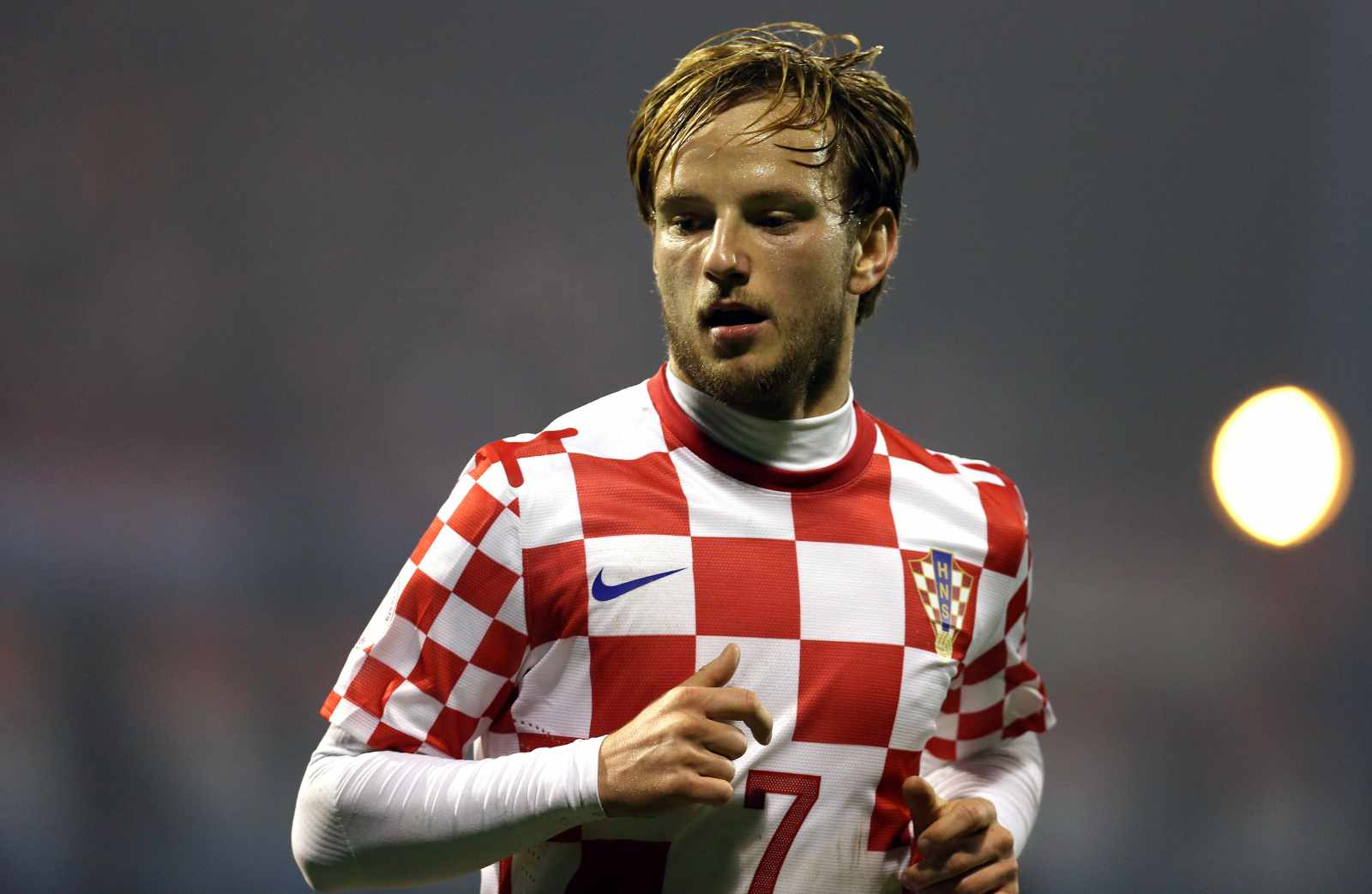 Ivan Rakitic, Croatia midfielder at the World Cup 2014