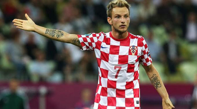 Ivan Rakitic, Croatia's number 7