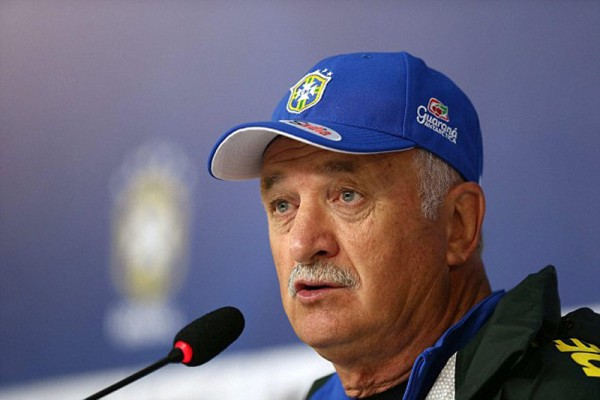 Luiz Felipe Scolari, Brazilian National Team coach