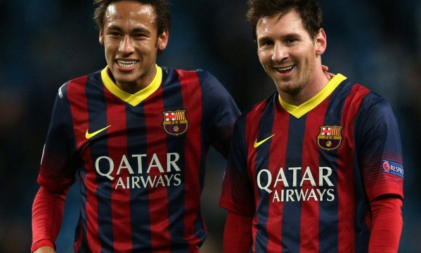 "Neymar: ""Messi surprised me positively at all levels"""