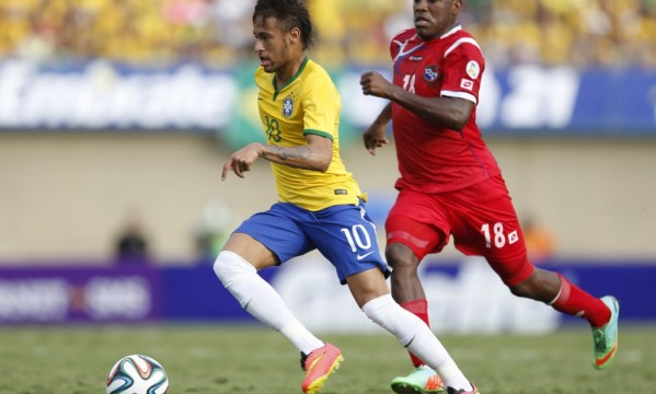 Brazil 4-0 Panama: Neymar led the offensive charge!