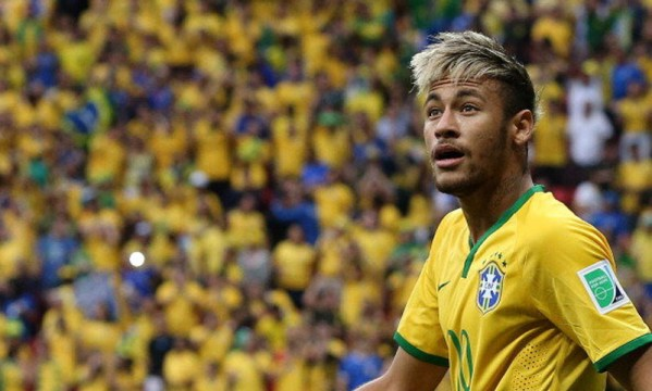 Brazil 4-1 Cameroon: Neymar gets the spotlight with two goals