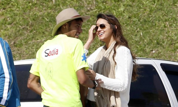 Neymar and Bruna Marquezine could be back together and dating!