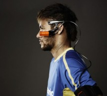 Neymar teams up with Panasonic to promote a new wearable camera kit