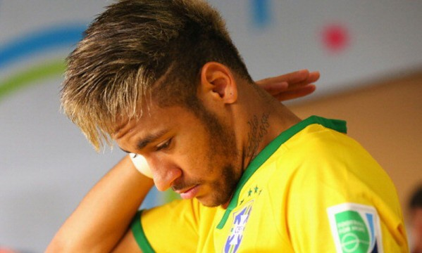 Neymar will rejoin the Brazilian Team this Thursday