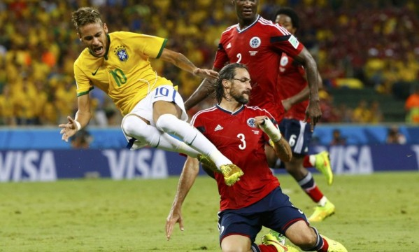 Brazil 2-1 Colombia: The centre-backs showed the way