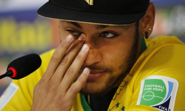 """Neymar: """"I could have been in a wheelchair!"""""""