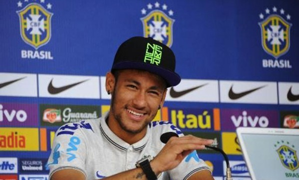"Neymar: ""James Rodríguez is a great player but I hope Brazil goes through"""