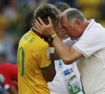 "Scolari: ""We'll be playing for Neymar!"""