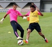 Neymar is hopeful about playing against León