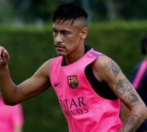 Neymar in doubt for La Liga's opening game